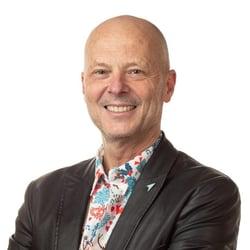 Geo Experts - Portretfoto  Douwe Blanksma